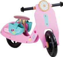 Walking Bike Pink Speedster